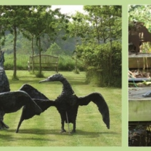 Plus de 50 sculptures en plein air à découvrir en région de Spa au mois d'août