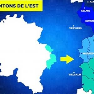 Les Cantons de l'Est ( photo RTBF )