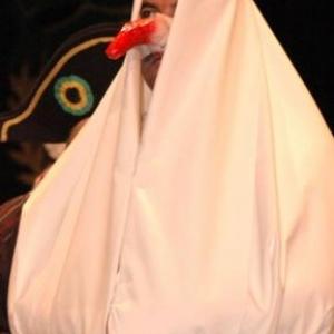 """Costume traditionnel """" Lu Djoupsene ) """" ( le boulanger )"""