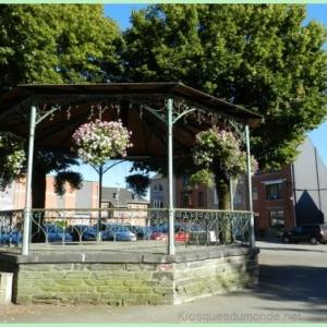 Le kiosque de la Place St Gereon