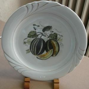 Jacqueline  BLANJEAN  Stavelot  ( peinture sur porcelaine et faience )  080 / 86 33 53