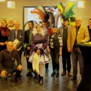 Conference de presse ( les organisateurs )