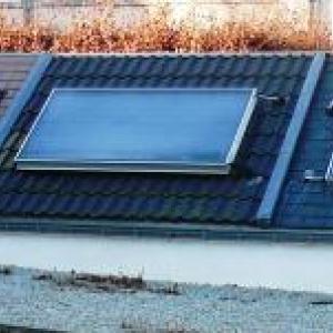 D'autres panneaux solaires operationnels