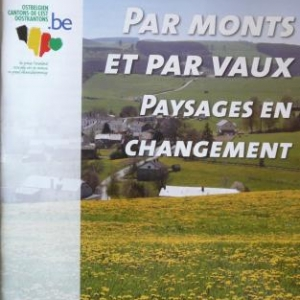 Brochure 7 : Par monts et par vaux /  Paysages en changement