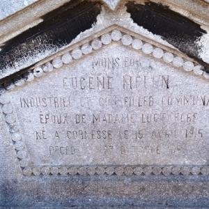 35) Eugène Melen, industriel  ( Photo F. Detry )