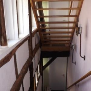 Vers le 2eme etage