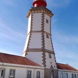 Le phare du Cap Espichel  (Farol do Cabo Espichel ) ( Photo F. DETRY )