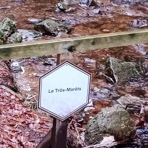 Le Trôs - Marets ( Photo Detry )