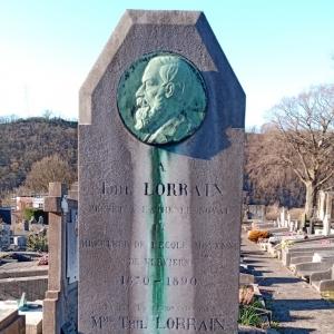 37) Thil Lorrain ( 1826-1893 )  ( Photo F. Detry )