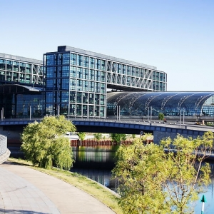 3) Berlin Hauptbahnhof (Berlin, Allemagne)