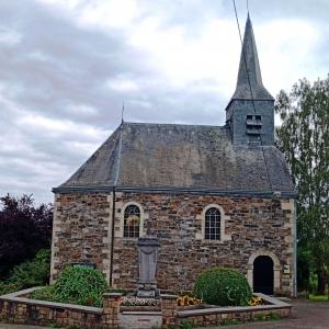 La chapelle St Hilaire de Burnenville