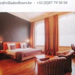 SPA : Hotel  La Villa des Fleurs