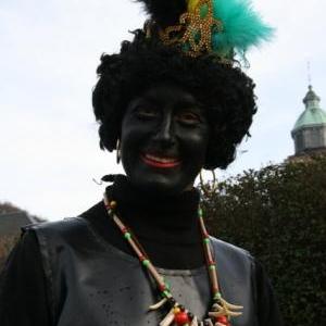 """Costume traditionnel """" Lu Savadje - Cayet """" )"""