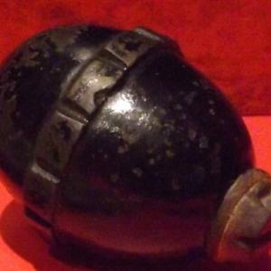 La grenade - oeuf