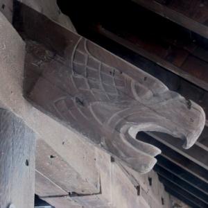 Decoration de charpente