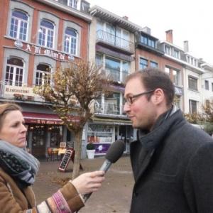 Interview du Bourgmestre