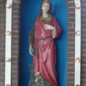 Sainte Barbe, protectrice des mineurs