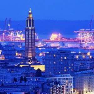 4) Le Havre et l'urbanisme d'Auguste Perret