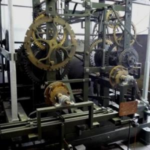 Le mecanisme du carillon automatique