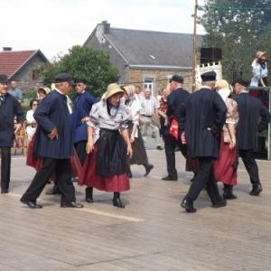Vieux Metiers 2013 : danses folkloriques