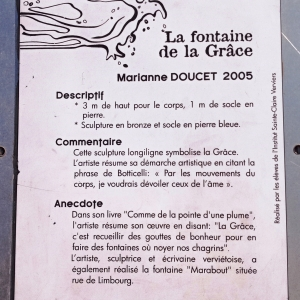 4. La Grâce  ( photo F. Detry )