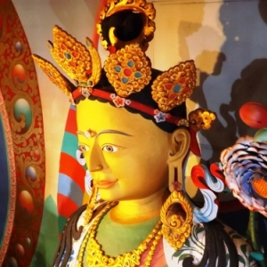 Tara Verte, la mere des Bouddhas