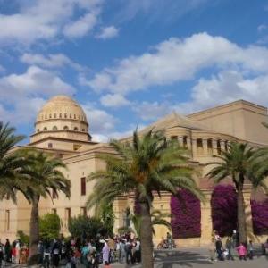 Le theatre municipal de Marrakech