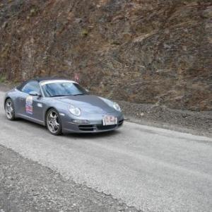Maroc Prestige Porsche Carrera 4 S Cabriolet de 2006