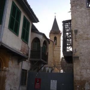 STOP   Rue interdite de passage ( cote turc )