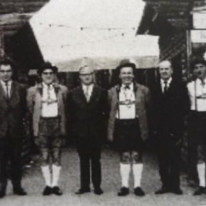 7. Le Comite organisateur de 1962