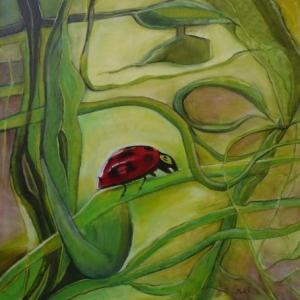 Louise RENARDY Eupen ( Artiste - peintre ) 087 / 55 40 33