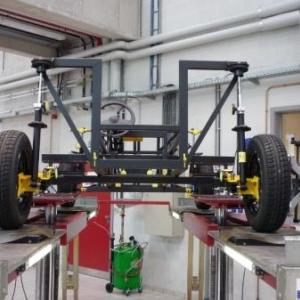 Campus Circuit : L'atelier voitures