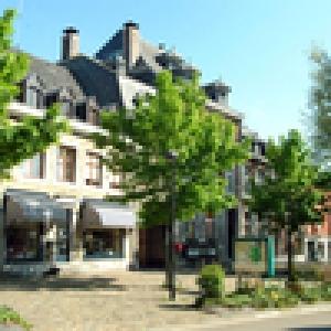 Place du Marche a Eupen  ( Copyright TAO )