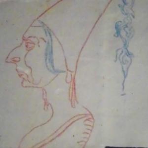 """James ENSOR   """" La Gamme d'Amour """""""