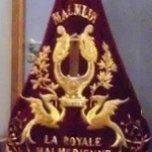 L'Honorable banniere de la Royale Malmedienne