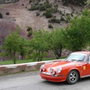 Maroc Classic Porsche 911 S de 1970