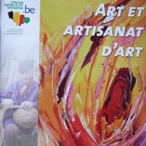 Brochure 5 : Art et artisanat d art