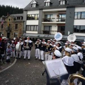 """La """" Royale Ardennaise"""" de Trois - Ponts"""