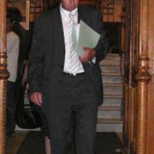Yves Barthelemy, nouveau Premier Echevin et leader du groupe Forces Vives