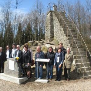 Les Autorites communales de Waimes, Butgenbach et Monschau