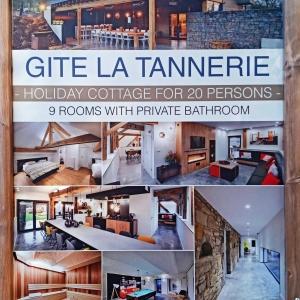 """Gîte """" La Tannerie"""""""