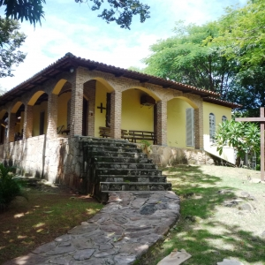 Sa résidence à Goias