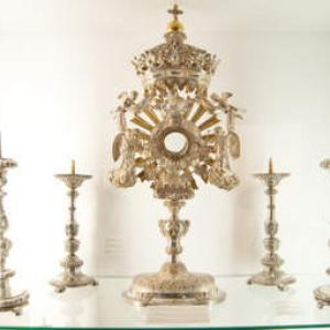 Le Trésor de la cathédrale de Malmedy