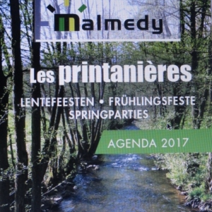 MALMEDY – LES PRINTANIERES 2017  Nouveau look