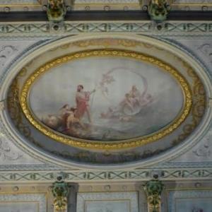 Decoration du hall d'entree