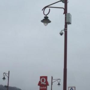 Camera des grandes surfaces ( Avenue des Allies )