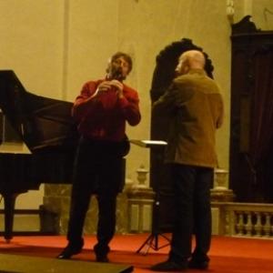 Steve Houben et Marc Legros