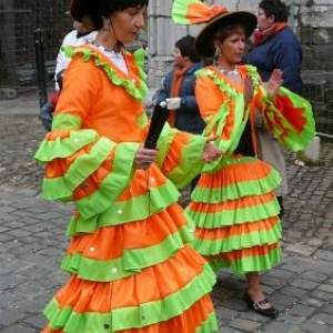 La danseuse et le Toreador ( Les Lollipops - Stavelot