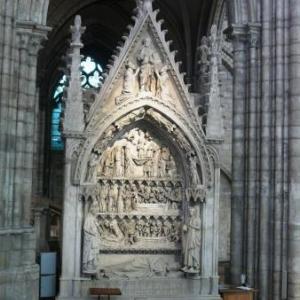 Le tombeau du Roi Dagobert