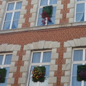 La Maison Villers revisitee par les delegations de Limbourg et de Stavelot - Spa - Malmedy